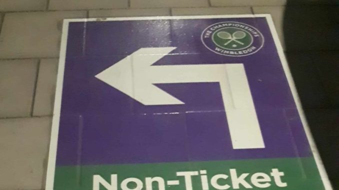 Wimbledon Cancelled