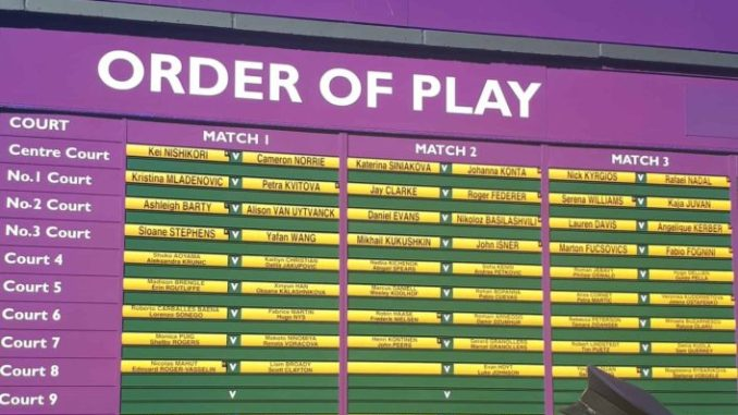 What happens to the Wimbledon 2020 tickets?