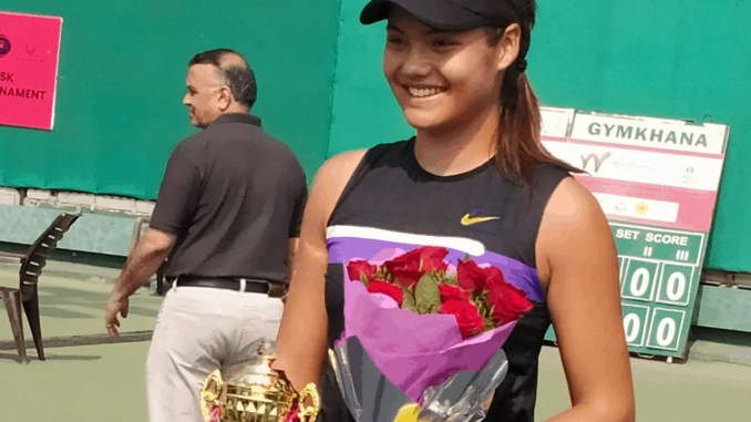 Tennis News Today: Talented Teenager Emma Raducanu Wins at W25 Pune