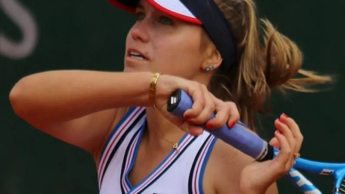 Sofia Kenin makes French Open final