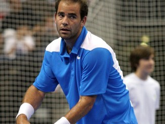 Pete Sampras never won the French Open