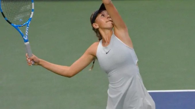 Elise Mertens v Amanda Anisimova live streaming and predictions