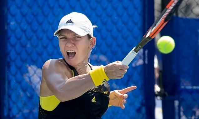 Simona Halep wins her third round match