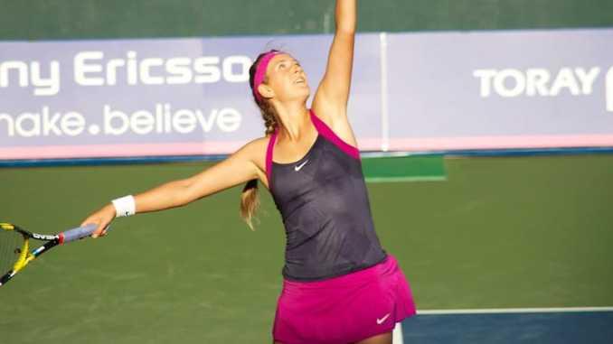 Victoria Azarenka v Elise Mertens Live Streaming, Prediction