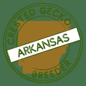 Crested Gecko Breeders in Arkansas