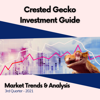 Crested Gecko Investment Guide Market Trends & Analysis [3rd Qtr of 2021]