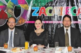 ZACATECAS (2) Ricardo Vázquez López, Yuri Soto de la Torre y Marcos Saucedo