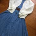 今年の夏、こんな感じで着ていましたよ。 ワイドパンツ、開襟のシャツ流行っているそうです。