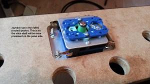 5-joystick installed
