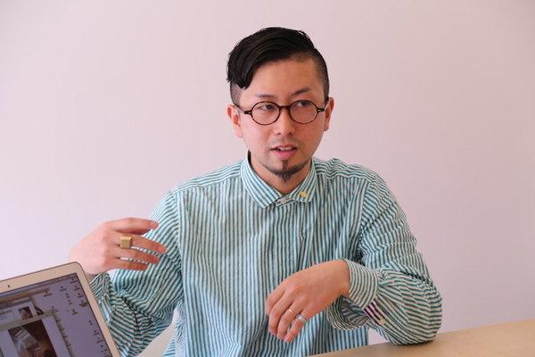 池田励一デザイン・池田氏