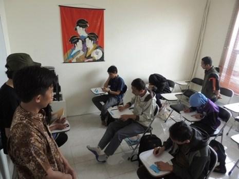 Belajar Bahasa Jepang Di Tensai Dari Nol