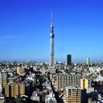 Tokyo Skytree Perpaduan Unsur Tradisional dan Teknologi Jepang