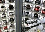 Sistem Parkir Rotary Otomatis Jepang yang Canggih dan Effektif