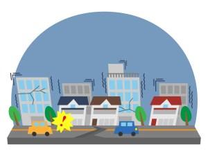 地震車対処法
