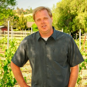 Joey Tensley, Owner, Winemaker