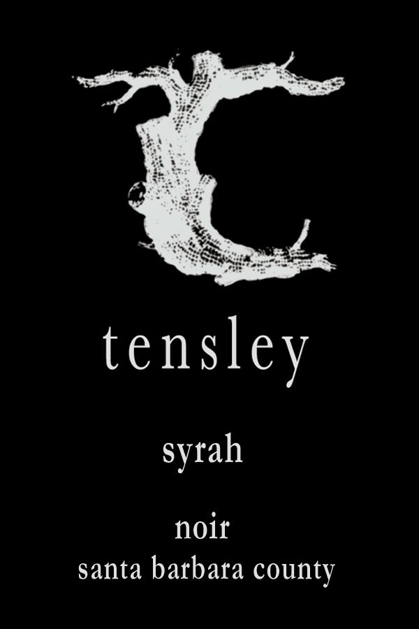 tensley_syrah_noir_label
