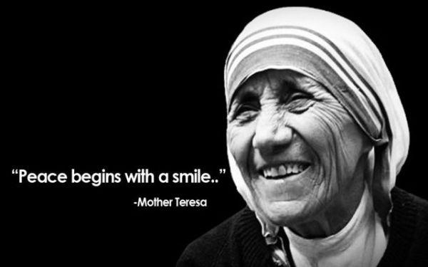 smile teresa