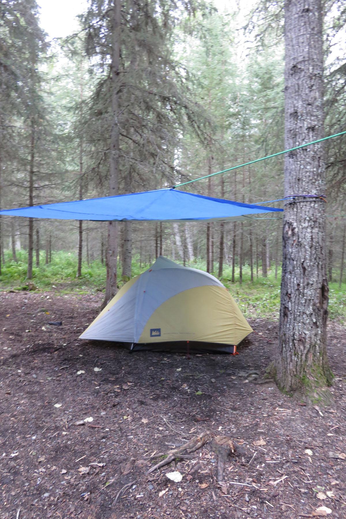 Take A Tent Camping Road Trip To Alaska