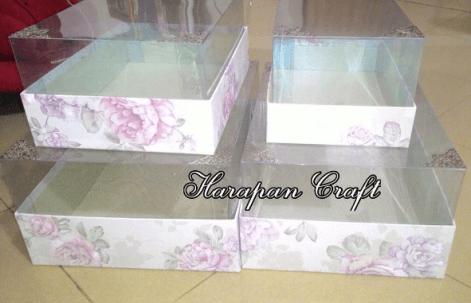 Contoh 1 set kotak