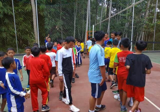 Sekolah Bola Voli Asmot Karang Taruna Tunas Harapan Desa Pingit