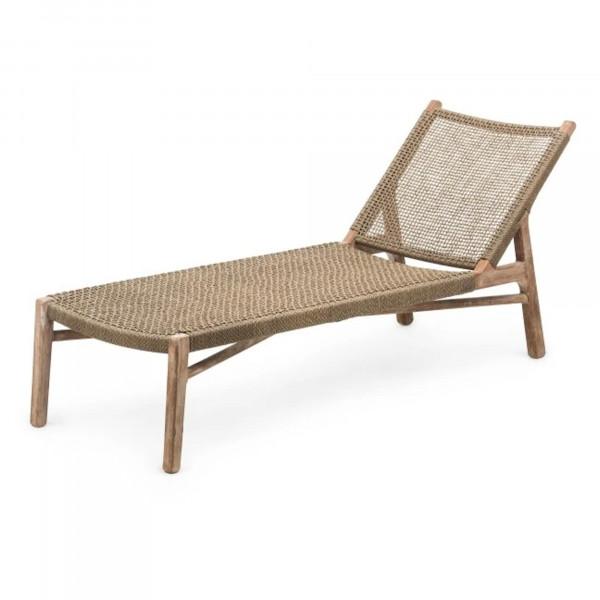 chaise longue de jardin fiona