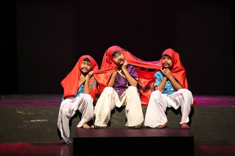 Children Acting Classes in Bangalore