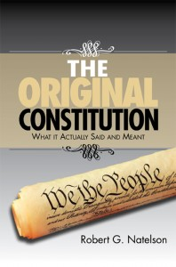 The Original Constitution