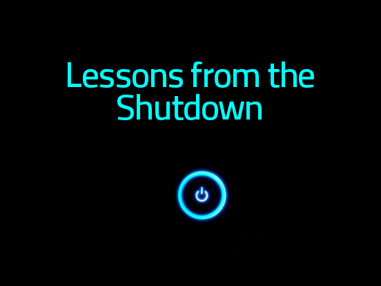 Lesson from the Shutdown: Ignore the Feds and Nullify