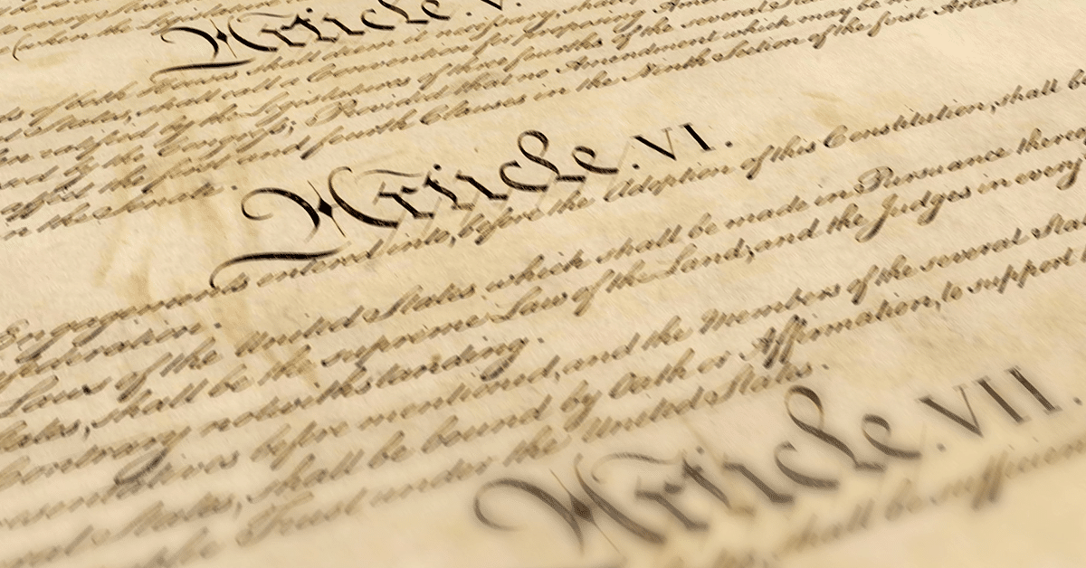 The Supremacy Clause and the Bill of Rights