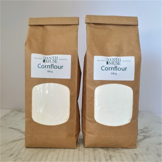 Two bags of cornflour