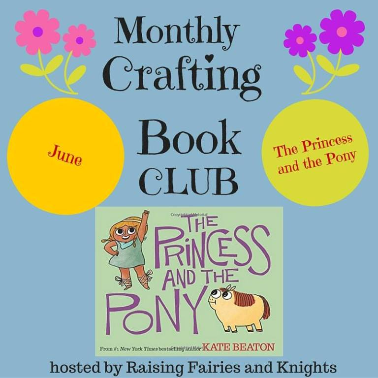 Monthly Crafting Book Club