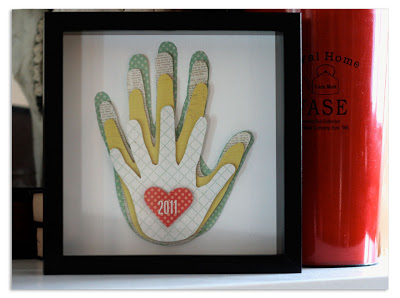 10 handprints crafts for kids and family // Ten Thousand Hour Mama