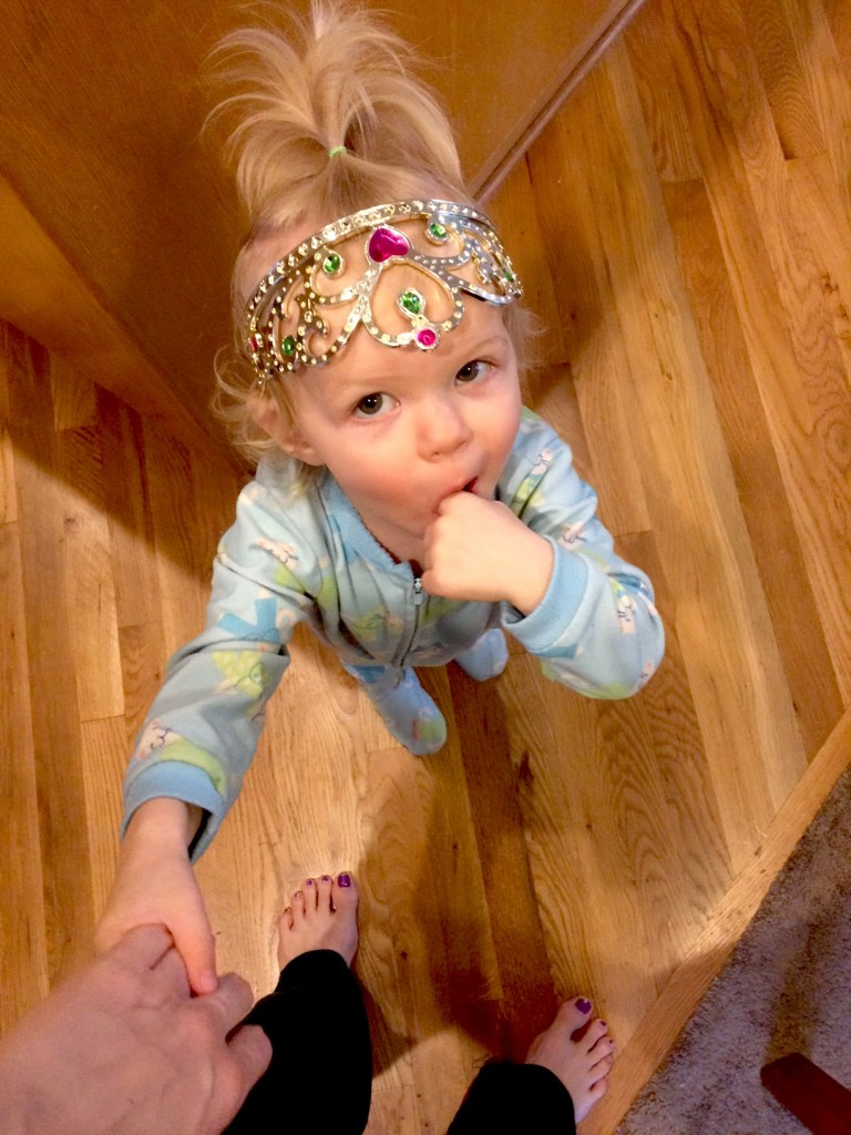 Terrible twos, princess toddlers and the no phase - Ten Thousand Hour Mama