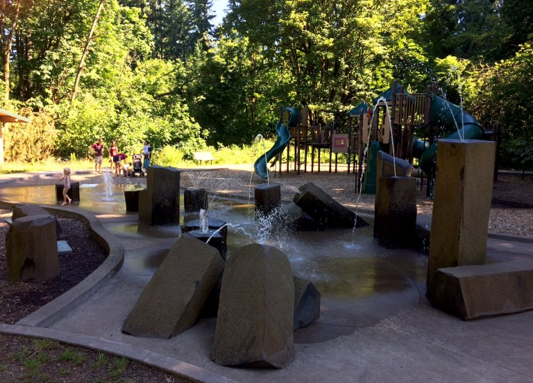 The best parks in West Linn, Oregon are great for family hikes, playgrounds and other fun! Ten Thousand Hour Mama