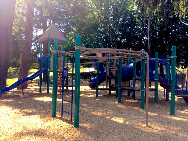 The best parks in West Linn, Oregon have playgrounds, splash pads, hiking and more—just a few minutes outside Portland. Ten Thousand Hour Mama