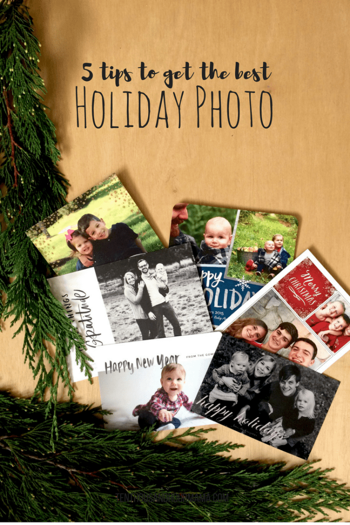 5 tips from professional photographers: How to get the best holiday family photo for this year's Christmas cards. Ten Thousand Hour Mama