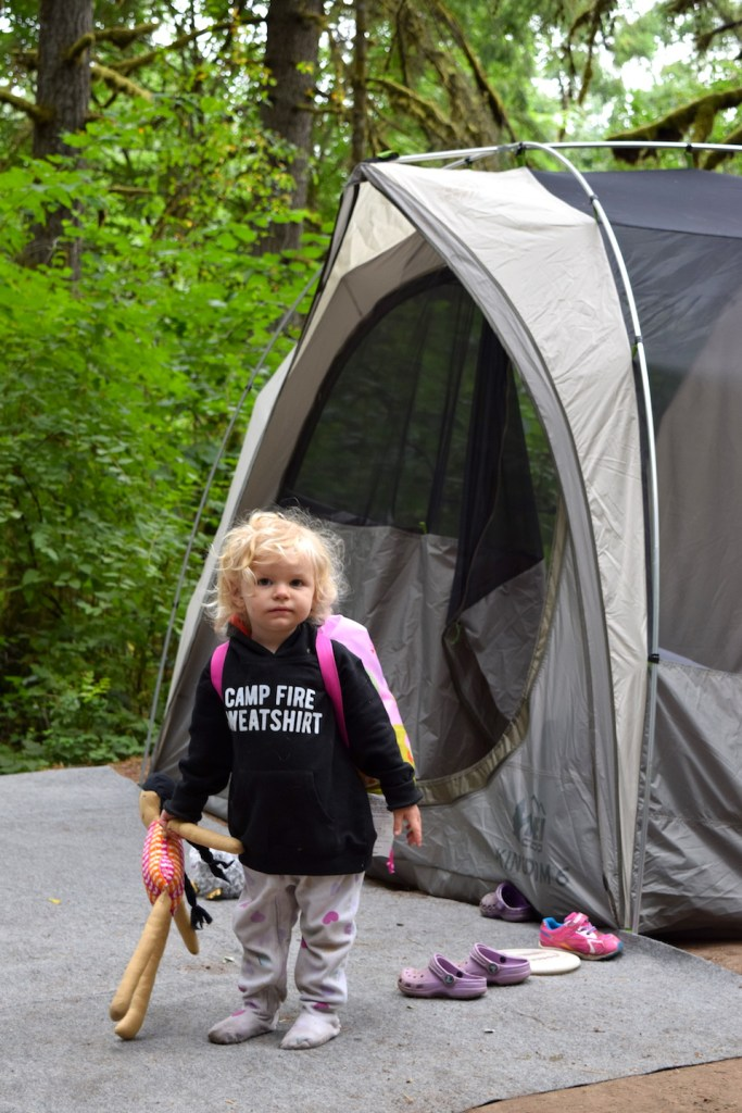 Camping with kids in Oregon - Ten Thousand Hour Mama