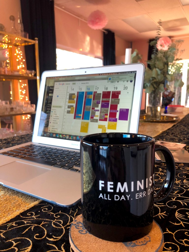 This feminist coworking space in Portland, OR is where working moms and I find our people. Ten Thousand Hour Mama