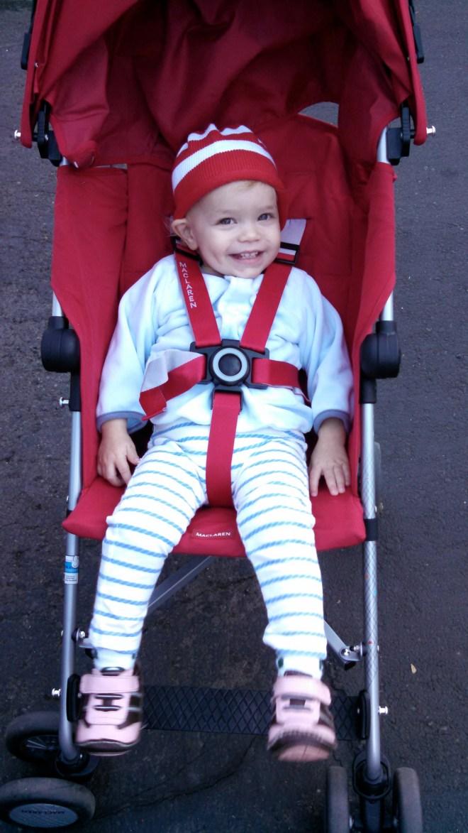 Toddler stroller - Ten Thousand Hour Mama