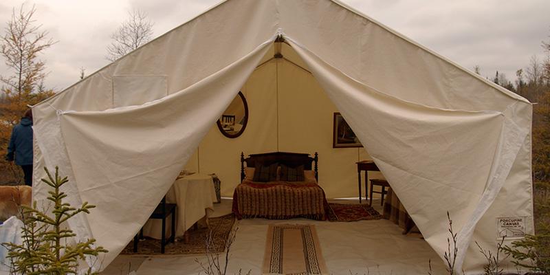 Internal Frame Tents