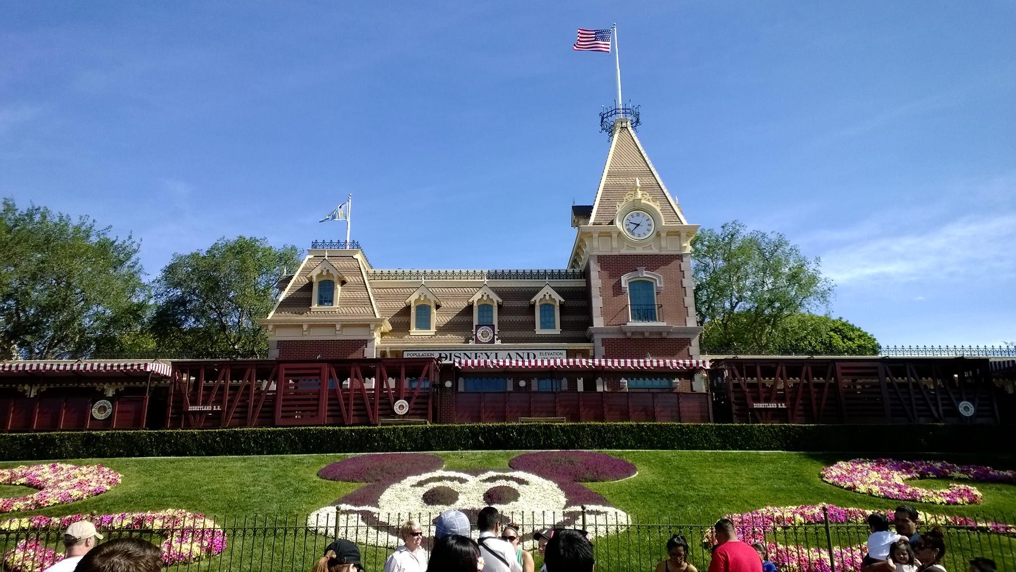 Recognizing Design Entering Disneyland