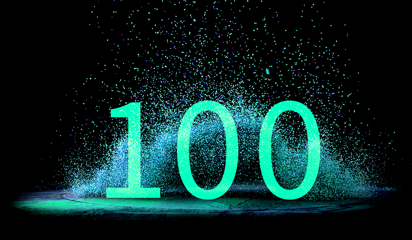 The 100th Blog Post