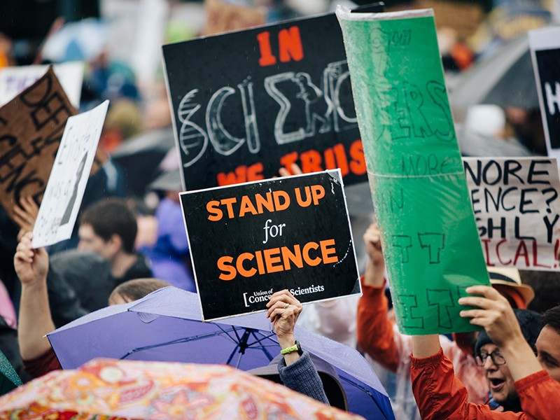 Are Christians Anti-Science?