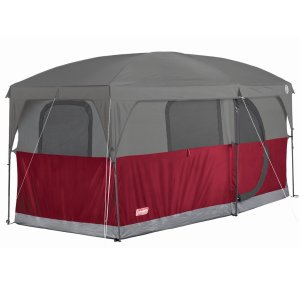 Coleman Hampton Family Tent Review