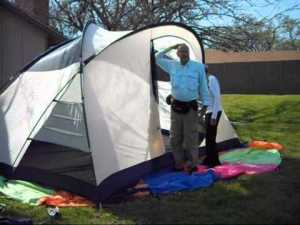 Kelty Family Camping Tents