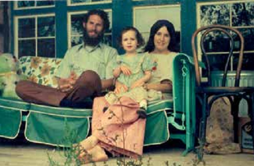 Early hippie days in Maryland