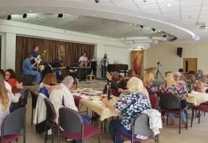 Passover Lamb celebration