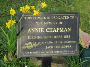 Annie grave