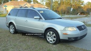 2002 VW Passat Wagon