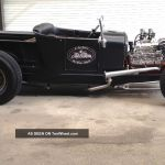 1927 Ford Model T Roadster Pickup Hot Rod